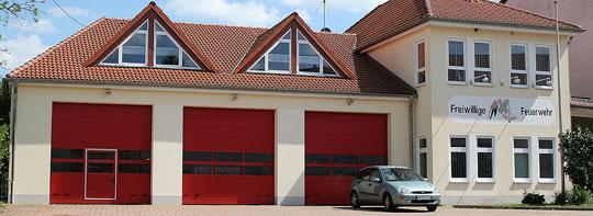 Bild: Gerätehaus Wiesbach