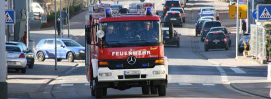 Bild: Tanklöschfahrzeug - TLF 16/25