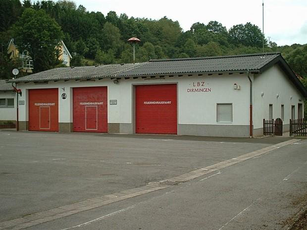 Bild: Feuerwehr Eppelborn - Löschbezirk Dirmingen