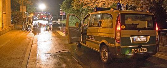 Bild: Erneut unwetterbedingter Einsatz für die Feuerwehr