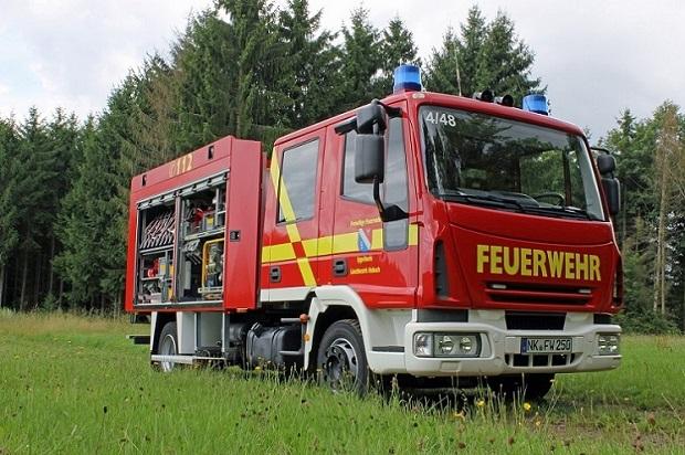 Bild: Tragkraftspritzenfahrzeug TSF-W