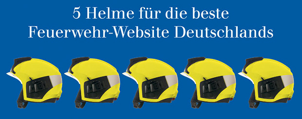 Bild: Internetauftritt der Feuerwehr Eppelborn wurde ausgezeichnet