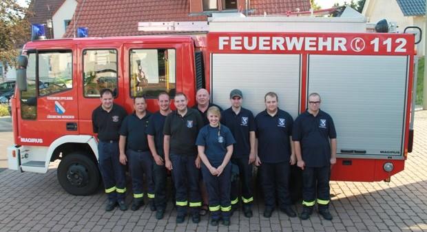 Bild: Zehn neue Fahrzeugführer in der Feuerwehr Eppelborn ausgebildet
