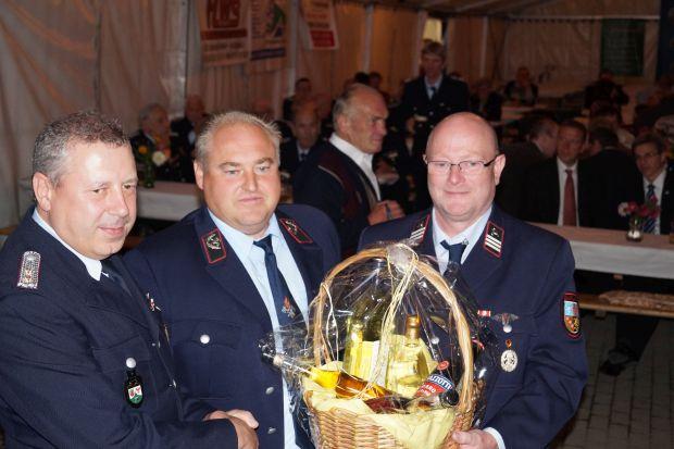 Bild: 90 Jahre Feuerwehr Finsterwalde-Nehesdorf