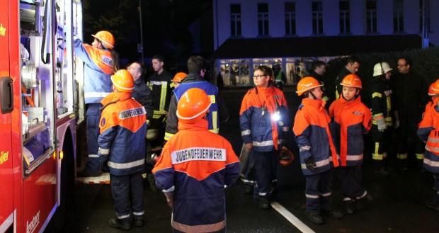 Bild: Nachtübung der Jugendfeuerwehr in Bubach-Calmesweiler